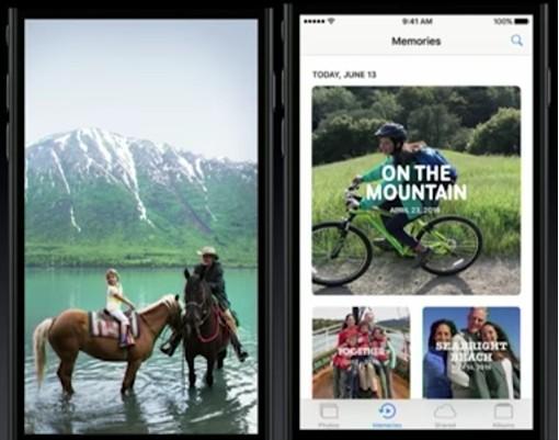 4.写真アプリも進化!