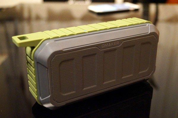 Bluetoothスピーカー「Omaker M5」レビューまとめ