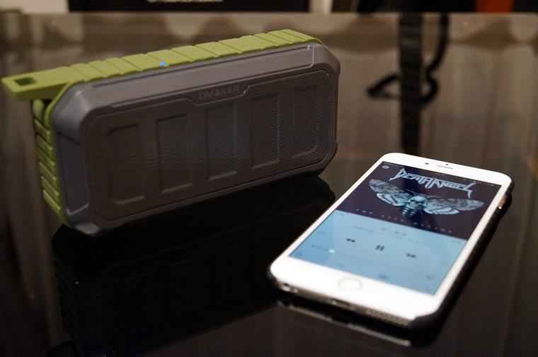 Bluetoothスピーカー「Omaker M5」レビュー