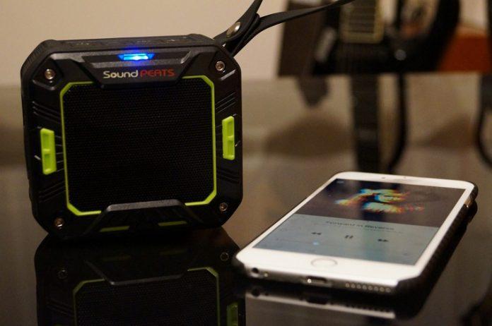 SoundPEATS Bluetoothスピーカー P2 レビュー
