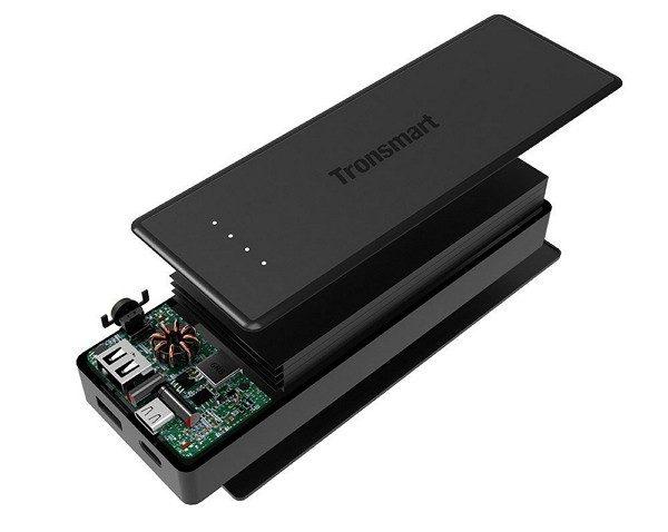 「Tronsmart Presto 12000mAh 大容量モバイルバッテリー」の特徴/仕様