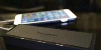 Tronsmart Presto 12000mAh 大容量モバイルバッテリーレビュー