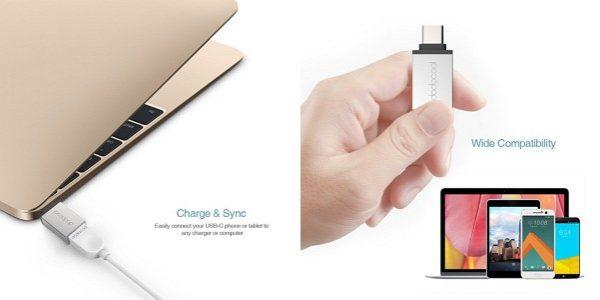 dodocool USB Type-C 変換コネクタレビュー