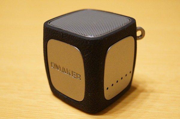 「Omaker Bluetoothスピーカー キューブサイズ W4」の使い方