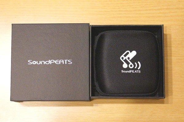 「SoundPEATS Q20 Bluetooth イヤホン」の使い方