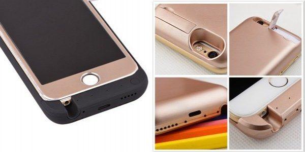 「TTMOW iPhone6/6S 7000mAh モバイルバッテリー内蔵ケース」の特徴/仕様