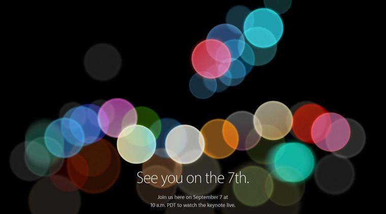 Appleが日本時間9月8日(木)に新製品イベント開催を発表!