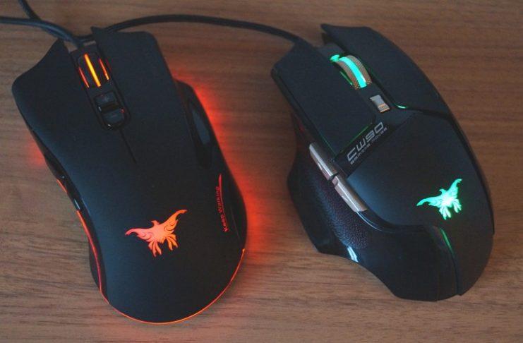 【レビュー】ゲーミング有線マウス「Bengoo CW90」&「Bengoo CW10」はDPI調節が可能な高機能マウス!