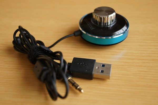 「dodocool ワイヤレス受信機 3.5mm入力ジャック 2ポートUSBカーチャージャー付き」の基本的な使い方