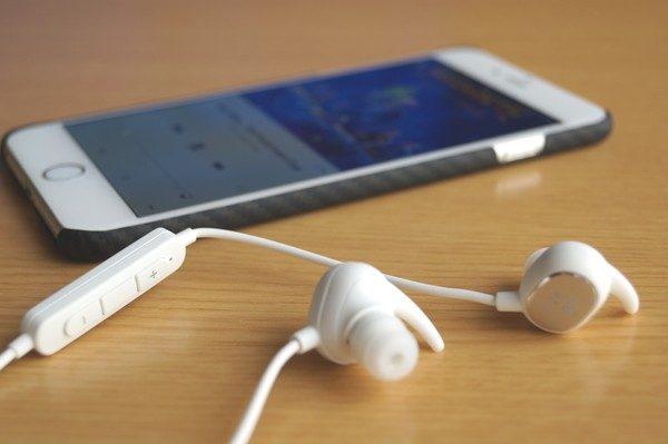 「SoundPEATS Bluetooth イヤホン Q15」の使い方/簡易説明書