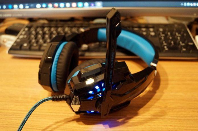 ゲーミングヘッドセット「Bengoo EACH G9000」レビュー