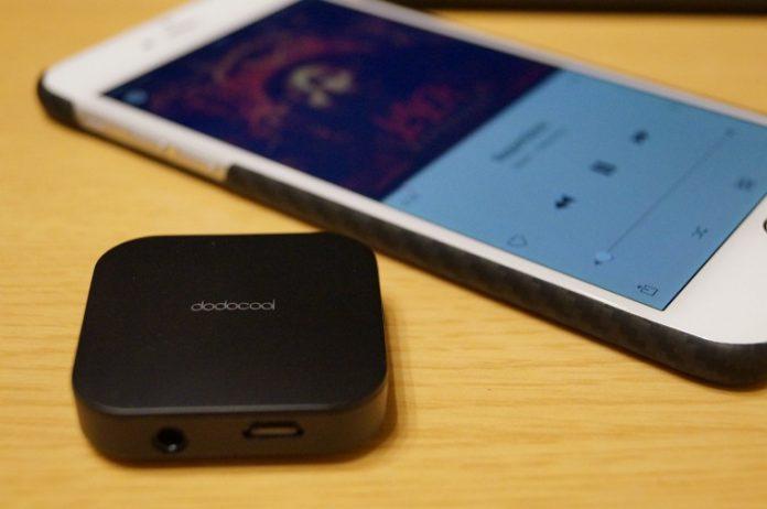 dodocool 2in1 Bluetoothワイヤレスオーディオ送受信機 レビュー