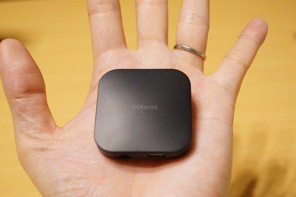 「dodocool 2in1 Bluetoothワイヤレスオーディオ送受信機」レビュー!