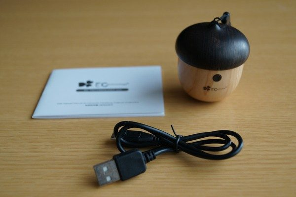 「EC Technology Bluetooth ワイヤレス スピーカー」のセット内容