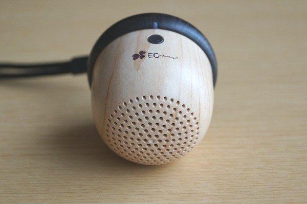 「EC Technology Bluetooth ワイヤレス スピーカー」の使い方