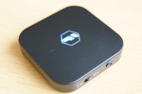 「Inateck Bluetoothワイヤレスオーディオトランスミッター BR1003」レビュー