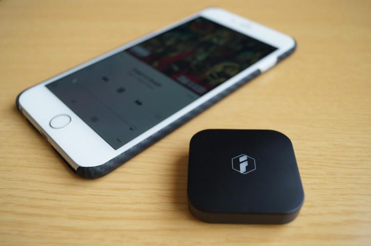 Inateck Bluetoothワイヤレスオーディオトランスミッター BR1003 レビュー