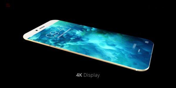 iPhone 8 コンセプト画像