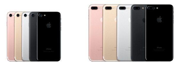 「iPhone 7/ 7 Plus」の新機能まとめ!