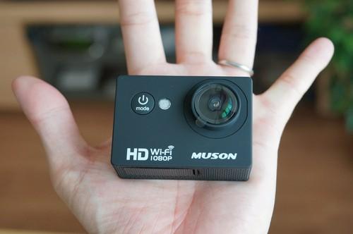 「MUSON C1 アクションカメラ」レビューまとめ!