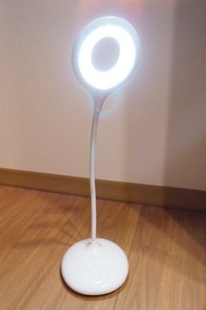「ポテンシック LEDデスクスタンド」レビュー