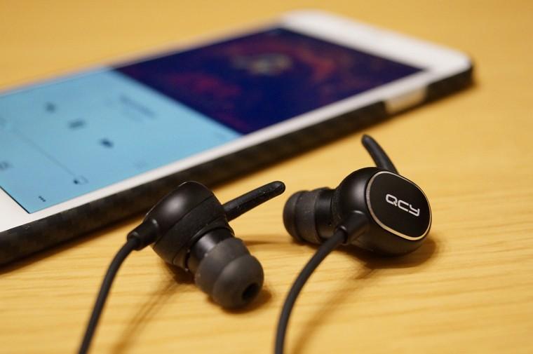 QCY QY19 Bluetooth 4.1 ワイヤレスイヤホン レビュー