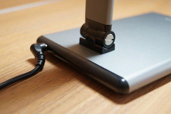 「TaoTronics LED デスクライト TT-DL20」の使い方