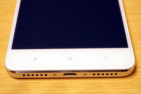 Xiaomi Redmi Note 4の外観