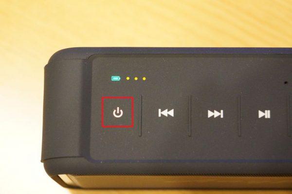 「Anypro ポータブル Bluetoothスピーカー HFD-895」外部出力モード