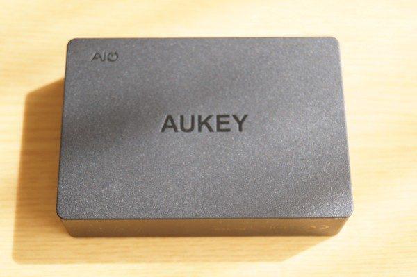 「Aukey USB充電器 ACアダプター 60W 6ポート PA-Y6」レビューまとめ!