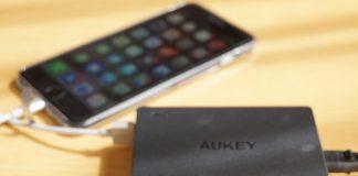 Aukey USB充電器 ACアダプター 60W 6ポート PA-Y6 レビュー