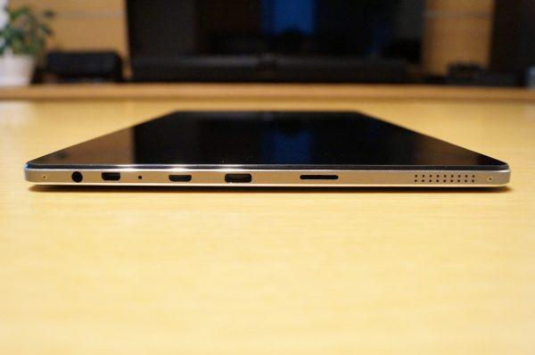 「CHUWI HiBook Pro」の外観レビュー