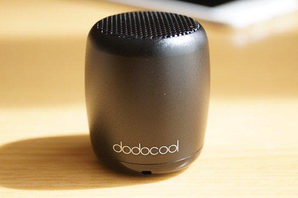 「dodocool ミニワイヤレススピーカー」の使い方/Bluetoothペアリング方法
