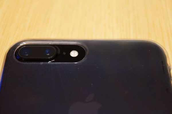 EasyAcc iPhone 7 Plus用 TPUケース