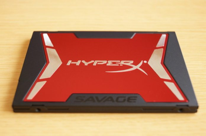 HyperX Savage SSD 480GB レビュー