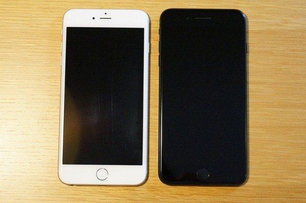 iPhone 7 Plus レビュー!iPhone 6 Plusとの違いをメインにご紹介!
