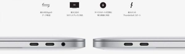 USB-C/Thunderbolt 3