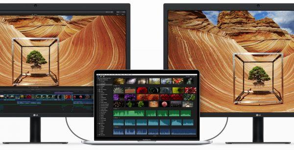 大幅進化のMacBook Pro!Touch BarとTouch ID搭載は興味深い!LGのディスプレイは残念!