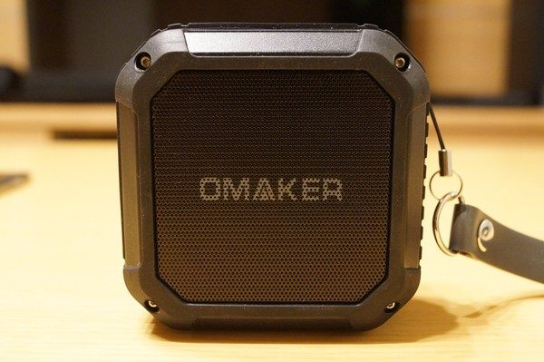 「Omaker M4 防水Bluetoothスピーカー」レビュー!