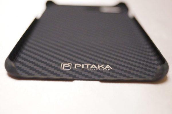 「Pitaka iPhone 7 Plus アラミド繊維製ケース」外観レビュー!