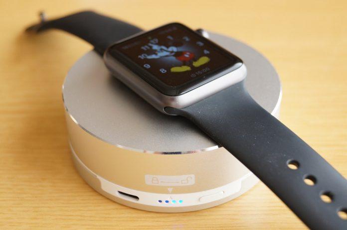 968ba8a45b 【レビュー】Apple Watchユーザーにおすすめ!「Archeer Apple Watch スタンド/ポータブル