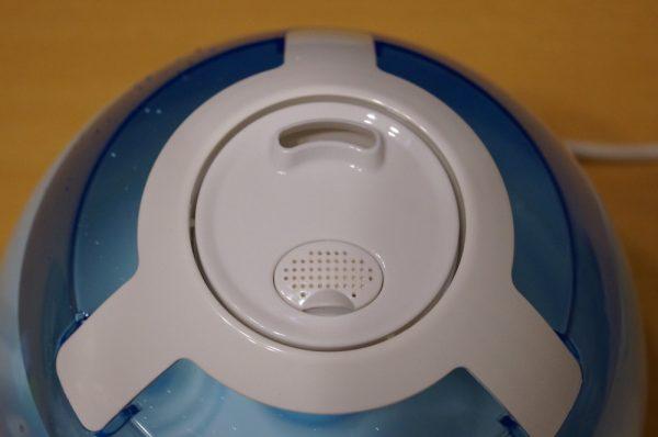 「Anypro 超音波式加湿器 アロマ対応 CF-2530A」の使い方