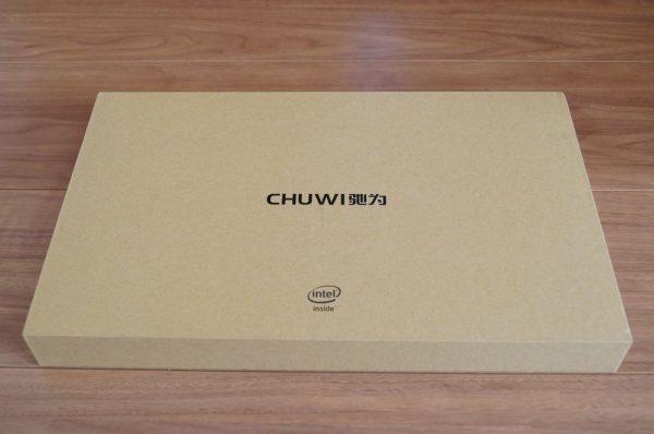 「CHUWI Hi10 Plus」の外観レビュー