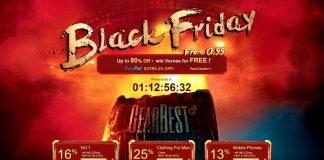 GearBestが超お得な「BlackFriday」セールを開催中!