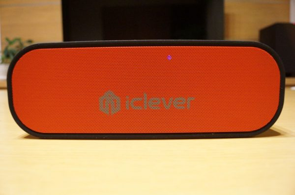 「iClever ポータブル防水ワイヤレススピーカー IC-BTS05」レビュー!