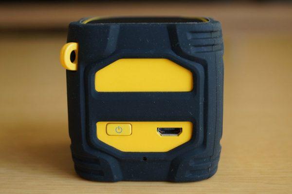 「Omaker Bluetoothスピーカー キューブタイプ W4N」の使い方