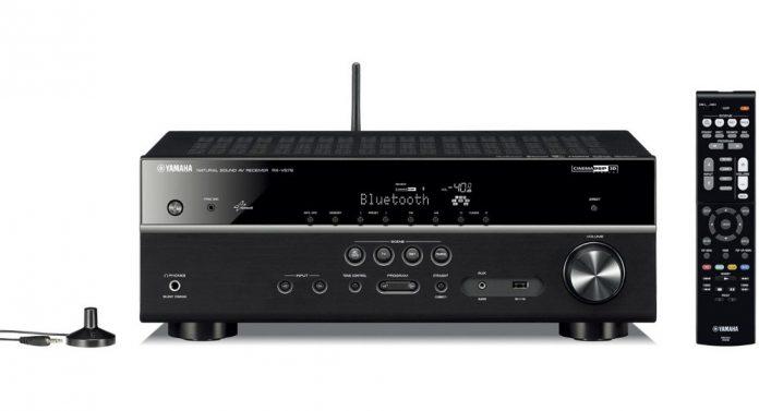 これは安い!4K/Bluetooth/7.1ch対応の「ヤマハAVレシーバー RX-V579」がAmazonタイムセールで本日限り61%オフの30,300円で販売中!
