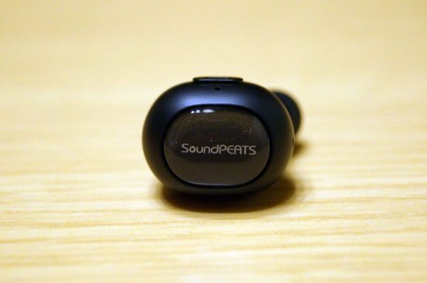 「SoundPEATS Bluetooth 片耳イヤホン/ヘッドセット D3」レビューまとめ!