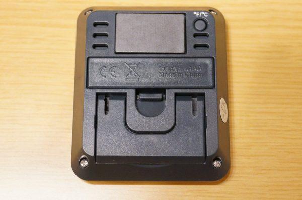 「ThermoPro デジタル温湿度計 TP50」の使い方