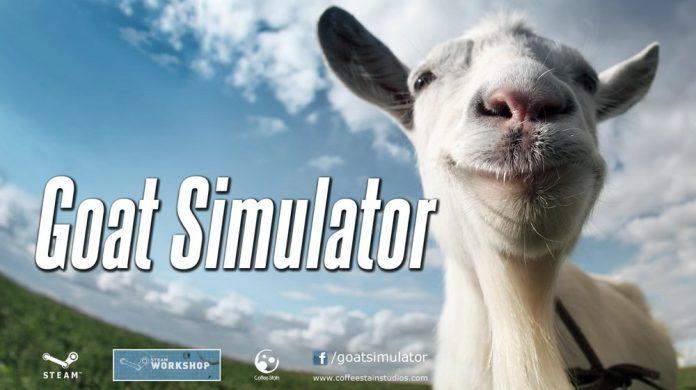Appleが「今週のApp」としてヤギゲー「Goat Simulator」を無料配信中!